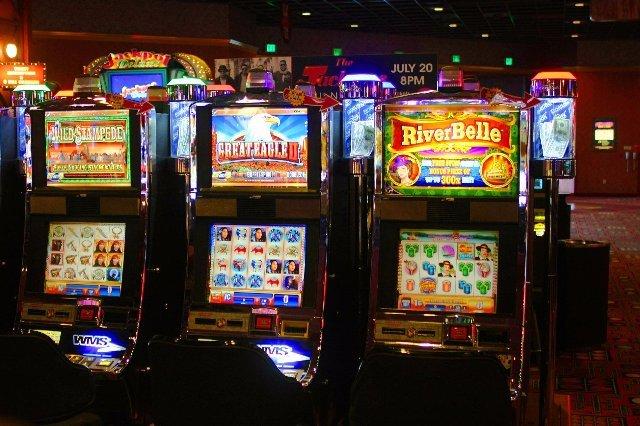Первая ставка в Вулкан казино
