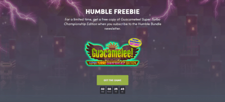 В Humble Bundle бесплатно раздают игру Guacamelee! Super Turbo Championship Edition